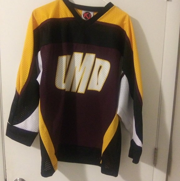 detailed pictures cde03 d45ff UMD Bulldogs hockey jersey, Duluth, adult Medium